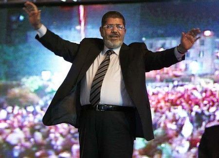 Египетский СМИ опубликовали скандальное видео президента Мурси.