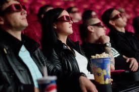 Новинки кино в формате 3D