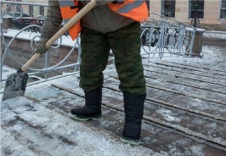 Суд решил арестовать московского дворника, который лопатой сломал челюсть ребенку.