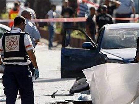 В Тель-Авиве взорвали автомобиль криминального авторитета Нисима Альперона.