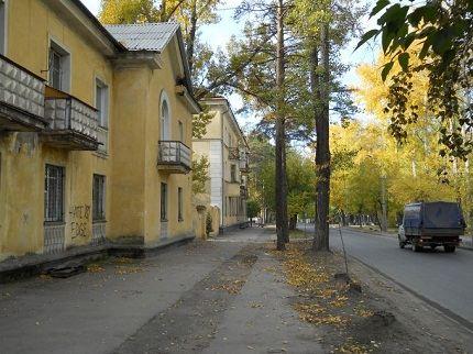 Самая короткая улица