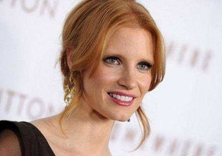 Лучшей актрисой 2012 года назвали Джессику Честейн