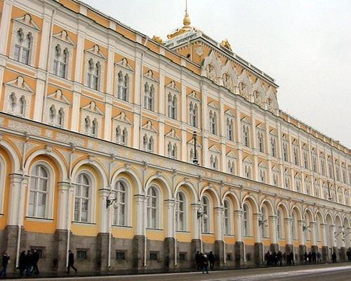 В Большом Кремлевском дворце внедряют энергоэффективные технологии