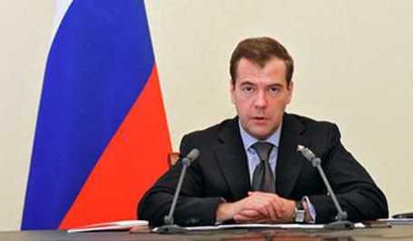 Медведев предлагает привлечь лучших архитекторов мира для проектирования новой Москвы
