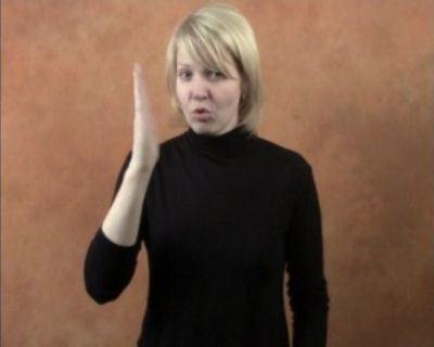 Специалистов жестового языка будут готовить отдельно