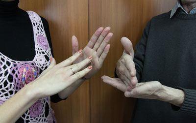 Язык жестов стал государственным