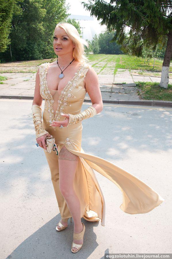 Анастасия Волочкова очаровала Баскова