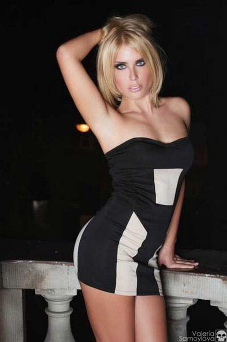 Оксана Ряска хочет попасть в «ВИА Гру».