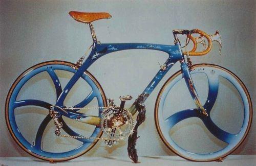 """""""Бриллиантовый Велосипед"""" - самый дорогой в мире."""