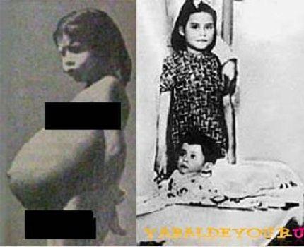 Самая молодая мама в истории