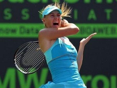 Мария Шарапова вышла в третий круг Australian Open.