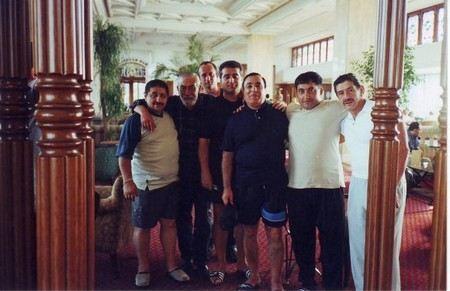 В среду, 16 января, убийство криминального авторитета Аслана Усояна, более известного как Дед Хасан