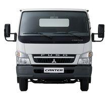 Один из лидеров продаж - Mitsubishi Fuso CANTER