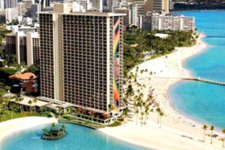 «Hilton» на Гавайях