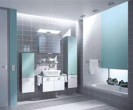 Как выбрать мебельный набор для ванной комнаты