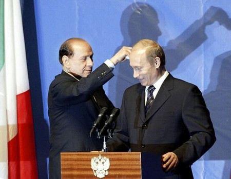 Сильвио Берлускони назвал Владимира Путина лучшим в мире политиком.