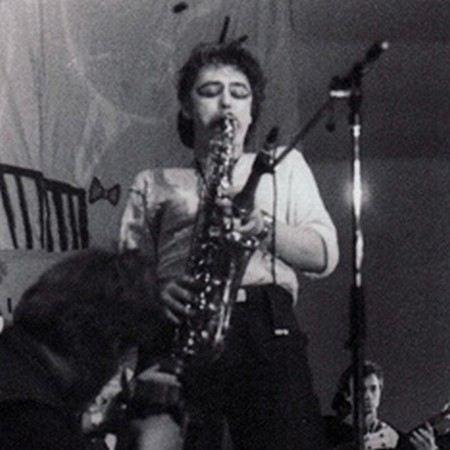 Умер рок-музыкант Владимир Болучевский.