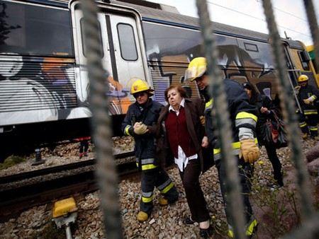 Появились новые данные о количестве пострадавших при железнодорожной катастрофе в Вене.