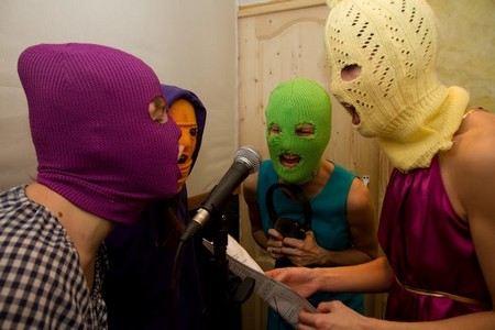 Группа Pussy Riot номинирована на премию New Musical Express