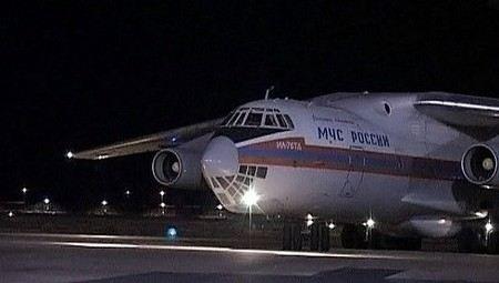 В Сирию отправился первый самолет МЧС для эвакуации россиян.