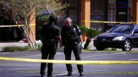 Полиция Техаса в США сообщила данные о количестве пострадавших в результате стрельбы, которая произошла накануне вечером в колледже Lone Star рядом с Хьюстоном.