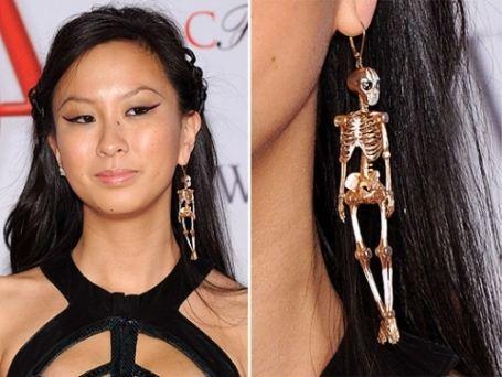 Модельер Джен Као, талантливая американка с азиатскими корнями, любит все нетрадиционное