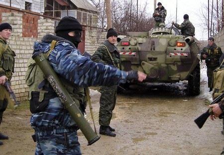 В Чечне в ходе спецоперации ликвидированы 12 боевиков, в том числе братья Гаккаевы.