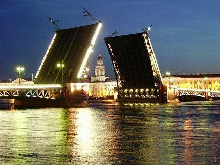 Самый красивый город россии