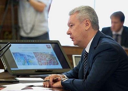 Мэр Москвы Сергей Собянин отправил в отставку главу Мосгорстройнадзора Анатолия Зайко