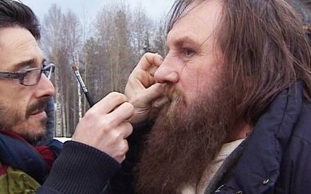 """Film Studio """"Mosfilm"""" intends to cooperate with the French actor who has a Russian passport, Gerard Depardieu."""