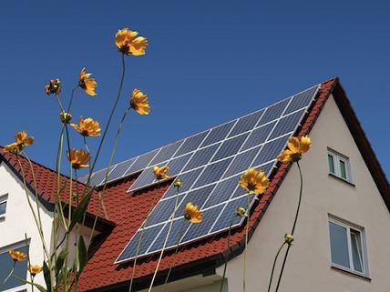 Получение тепла из воздуха при помощи солнечных батарей