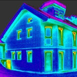 Потери тепла зданиями