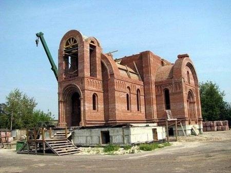 В Москве планируется построить еще 200 храмов.