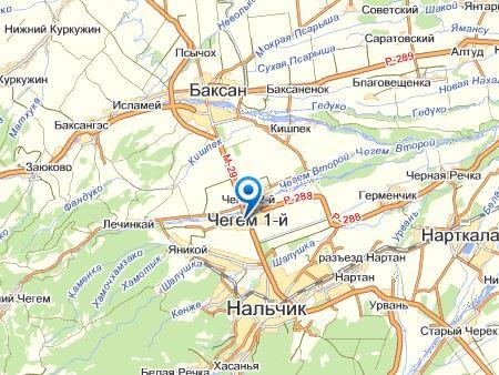 В городе Чегем в Кабардино-Балкарии введен режим КТО.