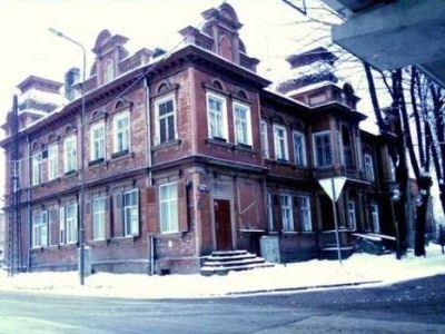 Офис в Латвии