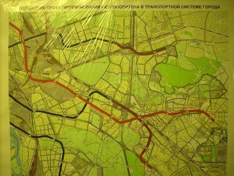 Строительство Кожуховской ветки начнется весной 2013 года