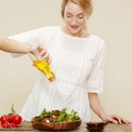 Зеленый салат называют копилкой витаминов