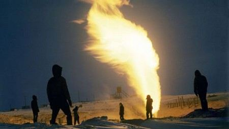 В Свердловской области при демонтажных работах на железной дороге взорвался газ.