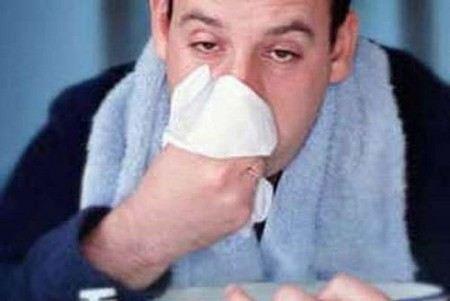 В Москве и Санкт-Петербурге зафиксирована эпидемия гриппа.