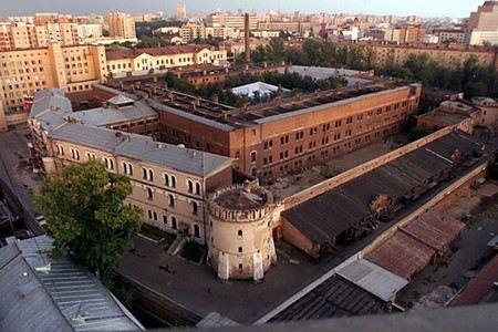 Член Общественной палаты Кучерена хочет превратить Бутырскую тюрьму в музей.