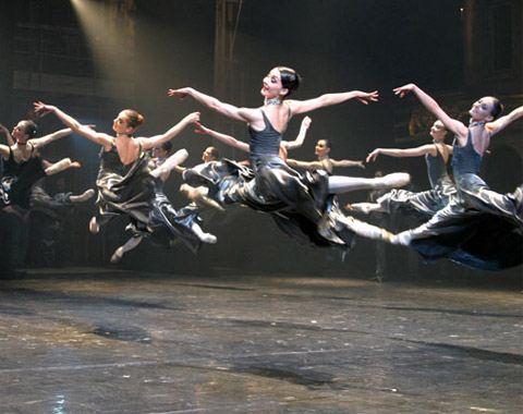 Премия за высокие достижения в области хореографии