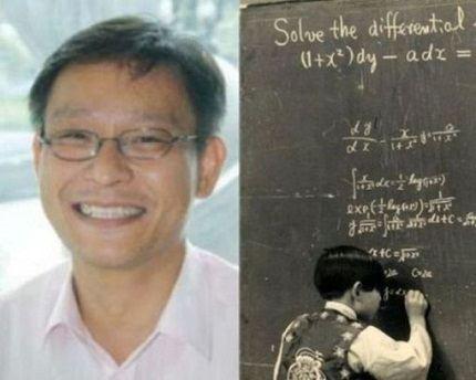 Kim Ung-Yong. Genius since childhood