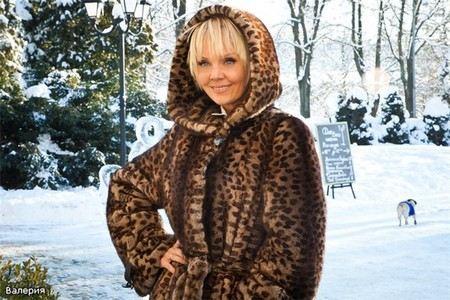 Валерия рассказала о том, что замерзла в городе Нижневартовск.