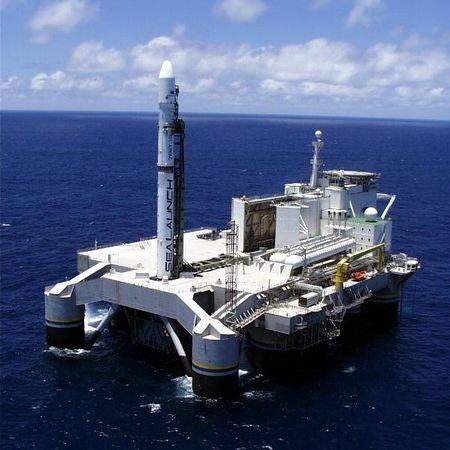 Ракета-носитель «Зенит» рухнула в тихий океан и не смогла вывести спутник Intelsat на орбиту.