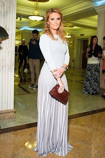 Издатель модных журналов Наталья Шкулева - стильная штучка