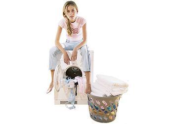 При поломке стиральной машины не надо волноваться