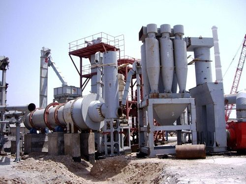 Модульный цементный завод