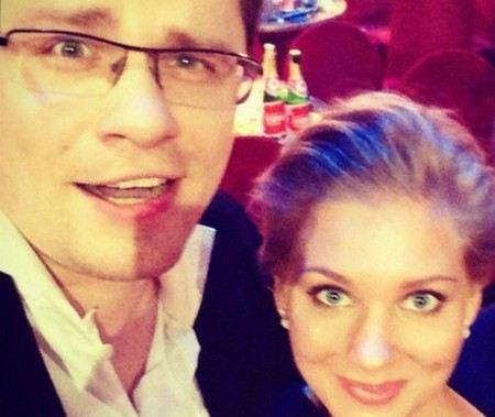 Звезда «Comedy Club» Гарик Харламов признался в романе с Кристиной Асмус.