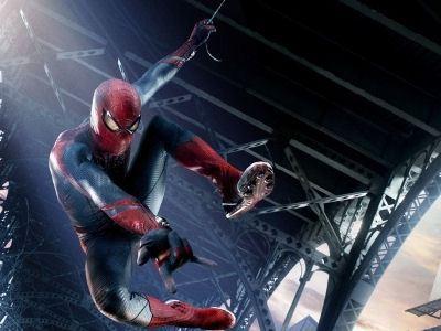 Новый человек паук-2