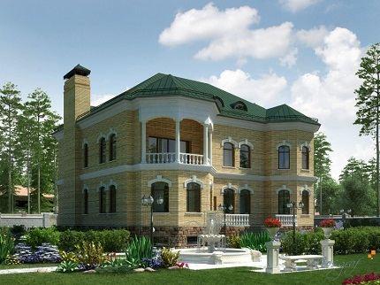 Скромный дом в Барвихе